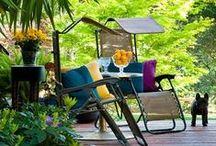 ︎◻︎:: outdoor living ︎::◻︎
