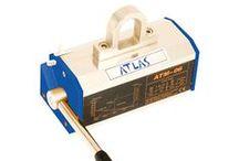 MANYETİK KALDIRAÇ, SÜPER MIKNATIS / Atlas manyetik kaldıraçlar profesyonel kullanım için tasarlanmış levha kaldırma ekipmanlarıdır.Süper mıknatıs görevi görürler.