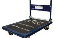 PAKET TAŞIMA ARABASI / Atlas paket taşıma arabaları sağlam yapılı el arabalarıdır. 150 kg paket taşıma ve 300 kg paket taşıma kapasite.