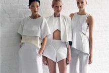 ∬ white clothing ∬