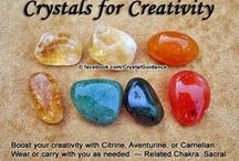 crystals, gemstones and rocks / healing stones...gemstones...and some neat rocks / by georgia chavez