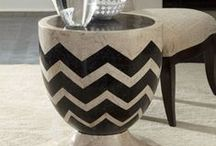 Pattern Pop / A beautiful pattern can add interest and style to any room in the house.