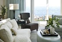 Hamptons Style / Timeless, fresh and welcoming