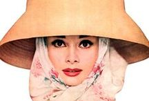 Audrey Hepburn / ' I just do my thing ' ... Audrey Hepburn