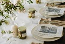 Tablescapes / Making every meal a celebration
