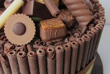 Au Chocolat / 500 Calories in every pin...