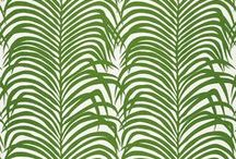 Green and White / Nature's influence