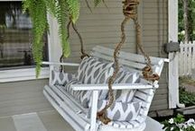 Porch Swings / Life on the porch