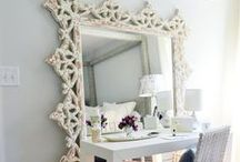 Mirror Mirror / On the wall...