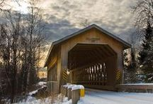 Covered Bridges / Romantic and beautiful