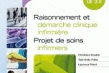 UE 3.2 Projet de soins infirmiers / Découvrez les livres du Centre de documentation concernant l'UE 3.2.