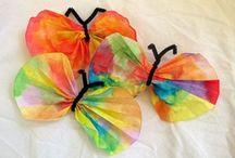 Crafts for Kids / Pomysły na prace plastyczne, techniczne i inne kreatywne inspiracje do tworzenia z dzieci.