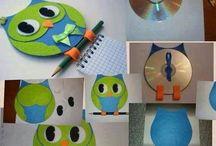 Reciclagem / Ideias criativas para reciclagem.