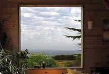 Pastoral / Kare pencere estetiği