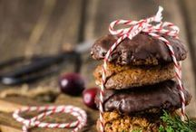 Christmas Cookiemarathon ! / Huge collection of my most favourite christmas recipes!
