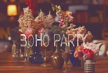 Bohemian 13th party (for Hailey) / All bohemian love and tents!!!  / by Suri Espinoza