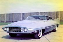 Concept and Prototype Cars / Concept Custom Cars / by Rick Graham