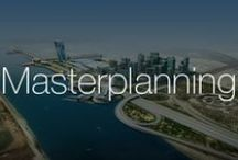 Masterplanning / Mapping the Future, Today | Find out how comprehensive planning defines the city of tomorrow with our Masterplanning Board #architecture