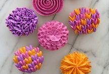 Kake dekorasjoner - Metoder, tips og triks