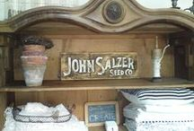 my job / I´m starting to create my own wooden signs, etc. ..hope will be improving
