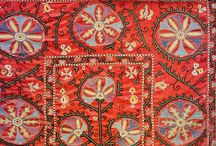 Rugs and textiles / Rugs, quilts, textiles, embroidery, fabric - anything that catches my eye