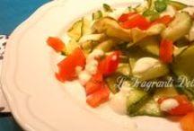 Verdure / verdure cotte e crude