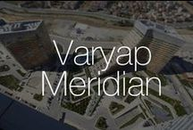 Varyap Meridian | Buildings you must see before you die / The Varyap Meridian project is a mixed use development of 340,000 Sqm². The development includes 1500 residential units, a 300-key hotel and conference facility, commercial office space and associated landscaped areas with external pools, landscaped water features, public squares and sub-grade parking. The proposal is intended to achieve LEED certification—the first of its kind in Turkey.