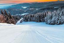 all white everything / Winter, snow, ski