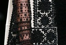 Embroidery and embellishment