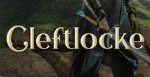 Cleftlocke / An inspiration board for the 3rd Companions of Arcrea novel
