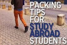 Packing Tips / by Education Abroad SCSU