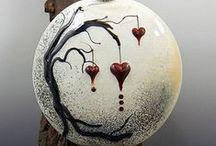 Lampwork enamels