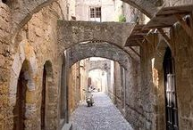 RHODES / Wanderlust-inducing travel snaps of Rhodes, Greece, one of Holiday Gem's many destinations.   Contact us today to book your trip.   http://www.holidaygems.co.uk/