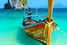 KRABI / Wanderlust-inducing travel snaps of Krabi, Thailand, one of Holiday Gem's many destinations.   Contact us today to book your trip.   http://www.holidaygems.co.uk/