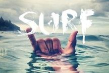 Surf Quotes and Messages / Quotes and inspiring messages about surfing and beach life.