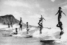Throwback / Throwing it back with retro surf shots!