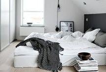Bedroom ideas / Interior & bedroom ideas