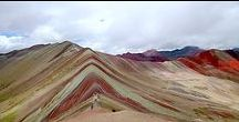 Rainbow Mountain Cusco Trek 4 Days / Amazing trek following the ancient trails to reach the unique Rainbow Mountains