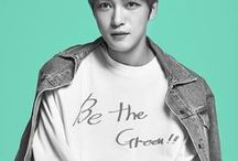 Earth•Day (170422) / 170324 JaeJoong and his labelmates invaded in his workplace by V-Live  doing 'Allure Korea' Magazine shoot for Earth Day 170422