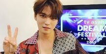 DREAM•Festival  (171026-29) / TV Asahi-Dream Fest Japan  Jaejoong will Perform October 26th, 2017 (Thur) also Generations from Exile Tribe & Miura Daichi Venue: Saitama Arena SET LIST: *One Kiss (JP) *Mine *Runaway *Keshou *Good morning night (JP) *Just Another Girl (JP) *I'll Protect You (JP)