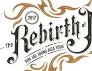 "Asia Tour:REBIRTH of J / 2017 Kim Jaejoong's Asia Tour ""The Rebirth of J"" DVD Released 170908"