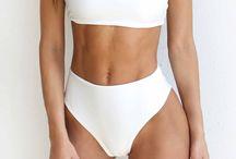 Sport bikini body