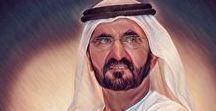 Mohammed RSM: thobe 2 / Mohammed bin Rashid bin Saeed Al Maktoum, 15/07/1949 Vicepresidente y Primer Ministro de los EAU y Gobernante de Dubái   Padre: Rashid bin Saeed bin Maktoum Al Maktoum Madre: Latifa bint Hamdan bin Zayed Al Nahyan