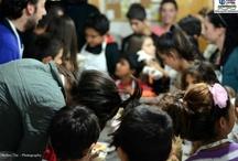 """Workshops for children at the """"Faros Tou Kosmou"""" in Dendropotamos"""