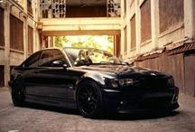 C A R S / Mostly BMW