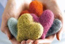 Passion for knit... / Jeg har en stor passion for strik, jeg samler på gode ideer.