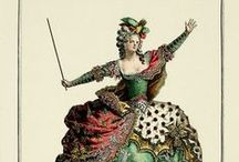 Vintage Opera / These posters and costumes give you a glimpse at the fashionable and stylish operas of the past.