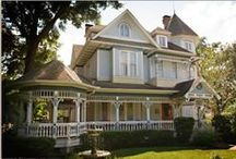 Victorian dreams x 2 / Homes of my dreams! Check out my board Victorian dreams for more pins. Happy pinning!  :) / by Kate G