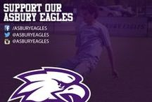 Asbury Eagles / by Asbury University