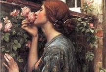 ART Lovers : Pre-Raphaelites, Mythology, Orientalism, Camelot & Avalon, etc... / ~PIN AS MUCH AS YOU LIKE!~ For the LOVE of ART: Inspired by the Pre-Raphaelite's but Not A Strict Interpretation. Feast  your eyes on Arthurian Legend, Mythology, Gods/Goddesses, and Shakespeare, Orientalism, etc... ~LEAVE MESSAGE ON A RECENT PIN IF YOU WISH TO BE ADDED~